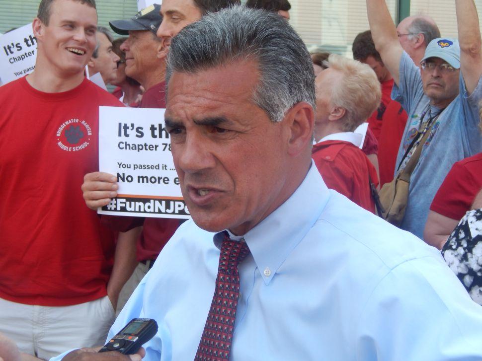 Christie's Storm Comments Give Republican Assemblyman 'Pause'