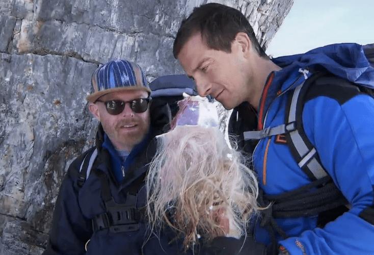 'Running Wild' Recap: Jesse Tyler Ferguson Eats Alien Meat in the Alps