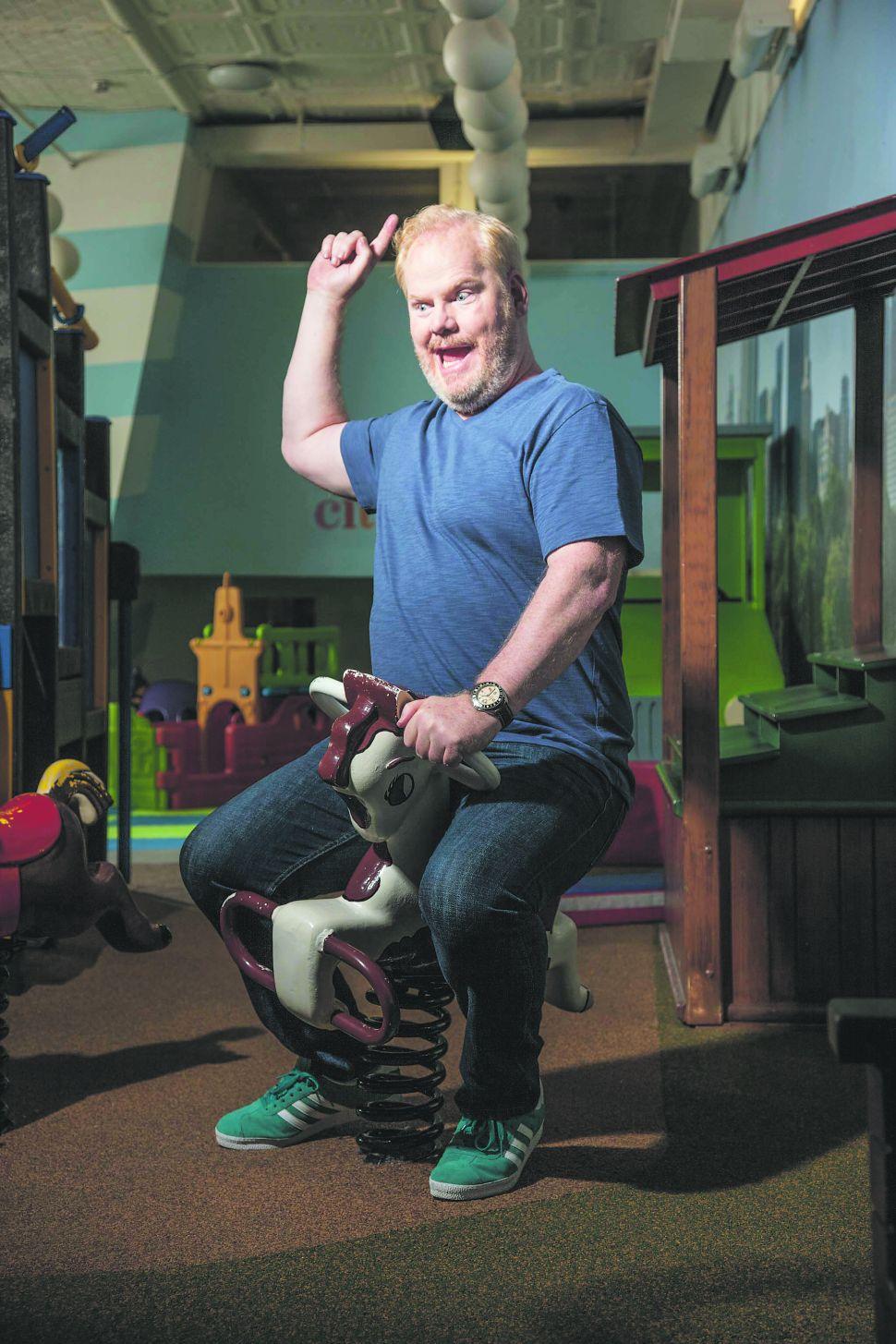 Jim Gaffigan Retools the Dad Sitcom