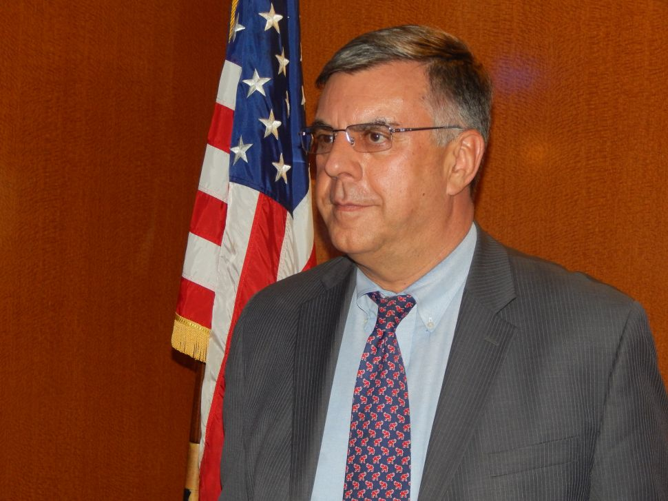 Traier on Murphy Enabling Resolution in Passaic: 'I know it looks terrible'