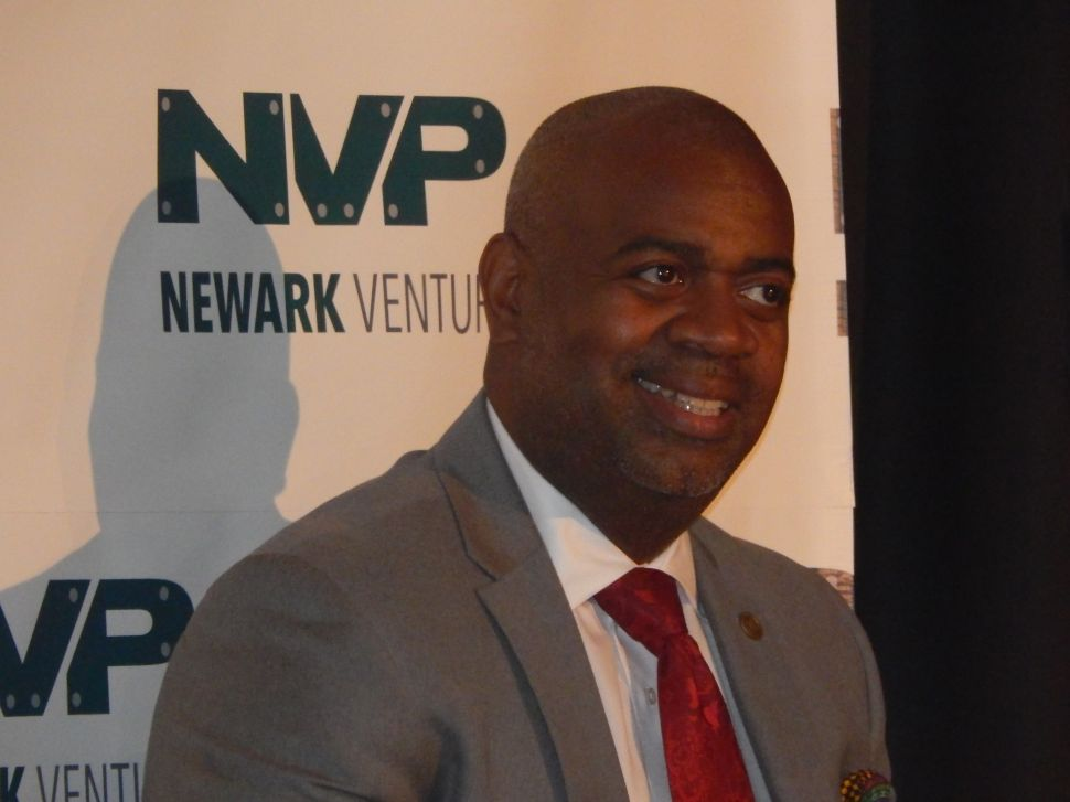 Silicon Newark? Tech Venture Brings Together Eclectic Group of Energized Politicos