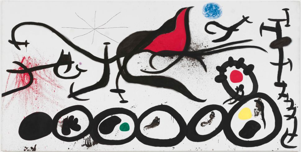 A Master of Reinvention: What Artists Can Learn from Joan Miró Today