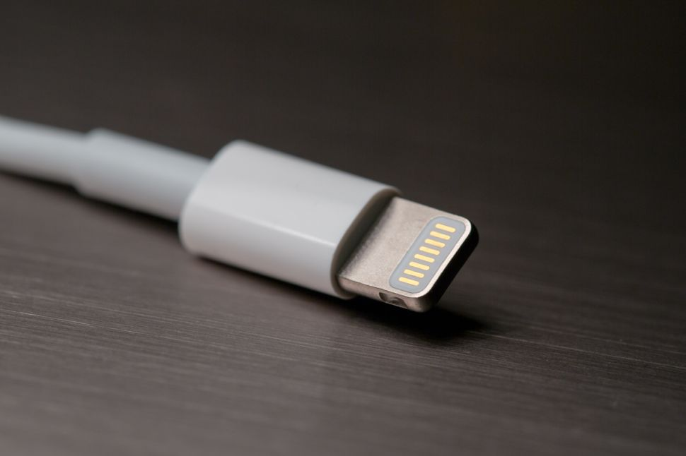 Is Your Apple Charging Cable Changing Color?