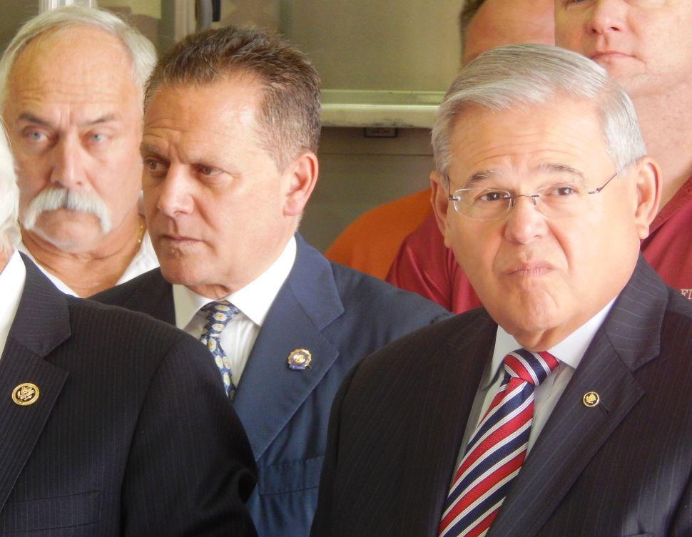 Herb Jackson: DOJ Violated Menendez's Rights, Senator's Attorney Argues