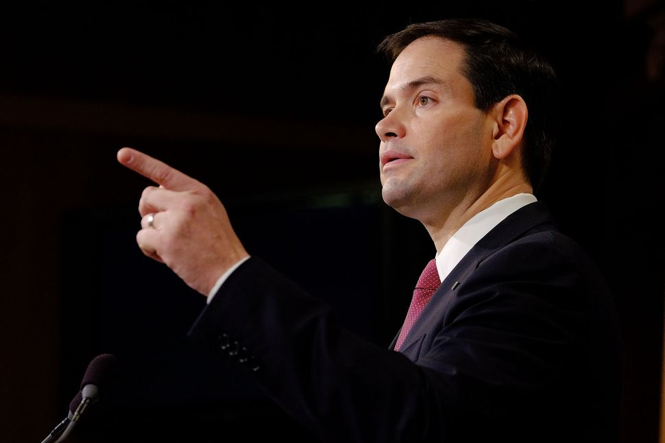 What's Next for NJ's Rubio Supporters?