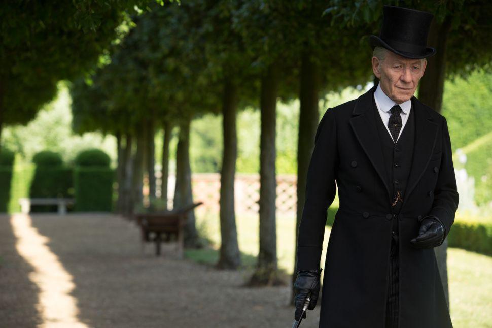 The Last Detective: Sir Ian McKellen Plays a Nonagenarian Sherlock Holmes