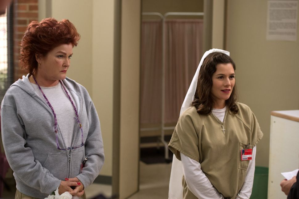 'Orange is the New Black' 3×7-13: Love, Religion, and the Business of Panty Sniffing