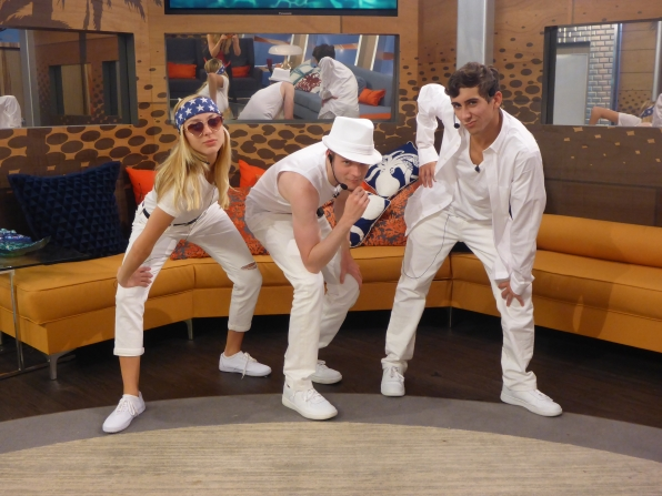 'Big Brother' Week Five Recap: The Wackstreet Boys