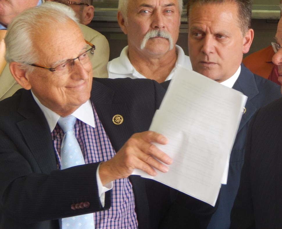 Pascrell Favors Iran Nuclear Deal