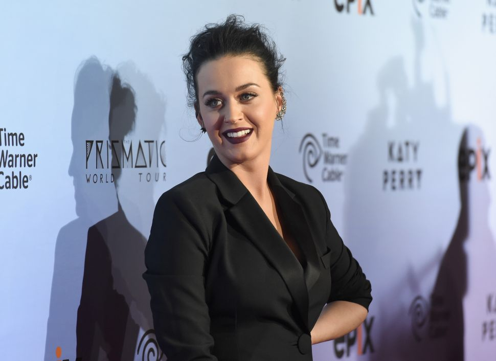 Katy Perry Is a Modern Day Gertrude Stein