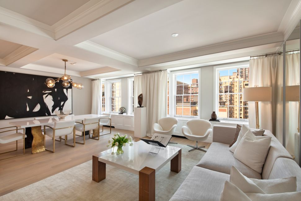 A Family-Friendly Penthouse at Philip House Is Long  on Charm—and Practicality