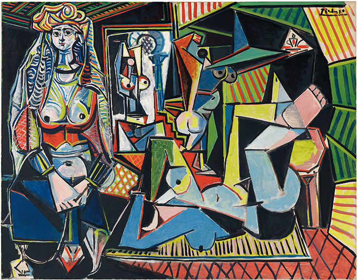 Christie's Sells $4.5B in Art in First Half: Old Masters Out, Asian Art In
