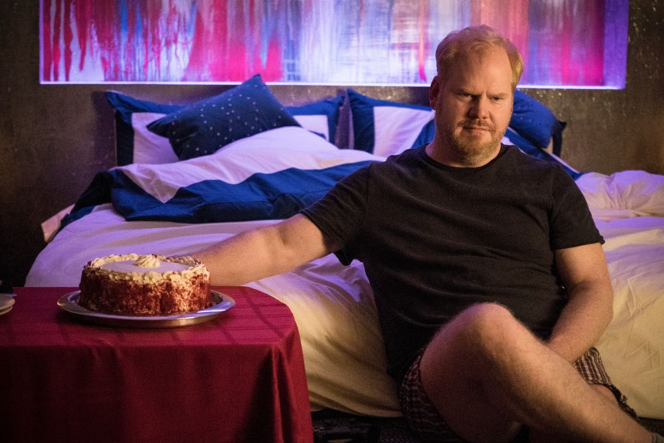 'The Jim Gaffigan Show ' E.P Says to Expect Big Surprises, Not Just Food