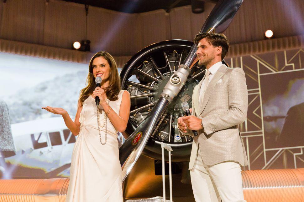 Luggage Powerhouse Rimowa Plans to Make Planes