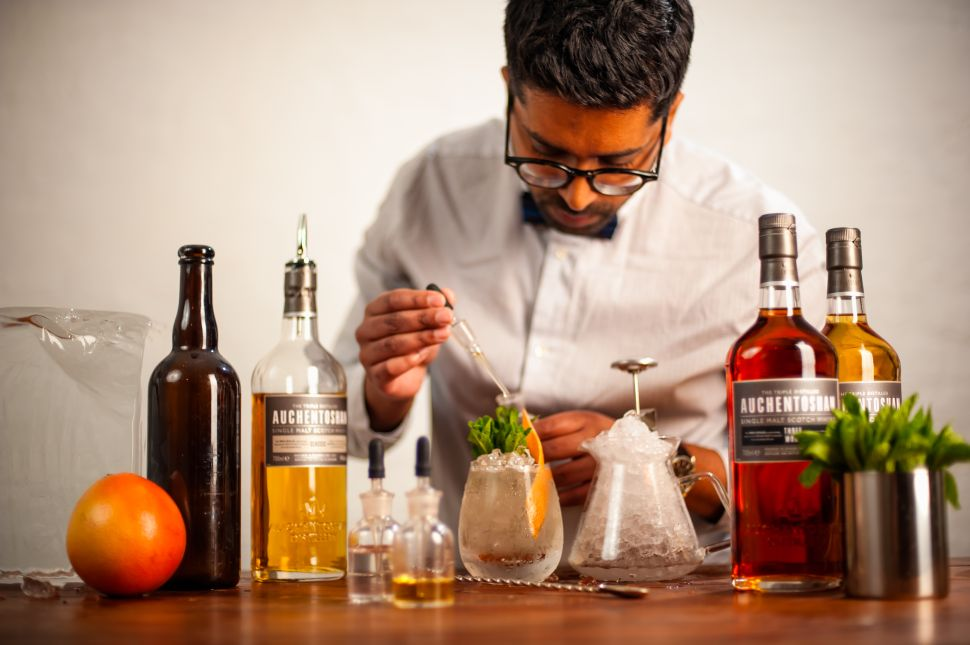 This Man Was Crowned the World's Best Bartender