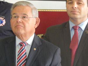 U.S. Sen Bob Menendez (D-NJ)