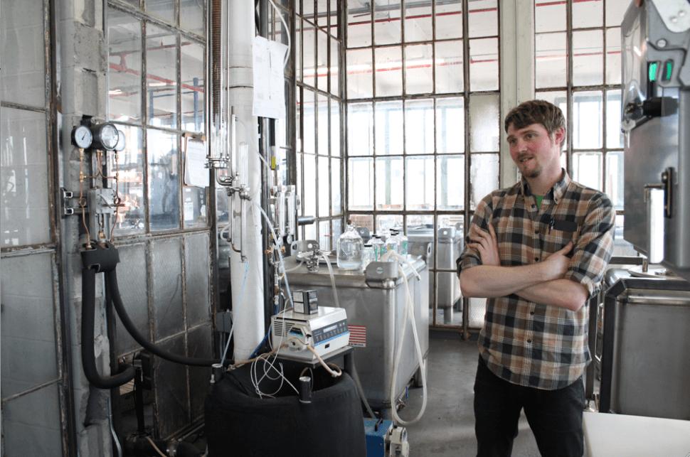 Brooklyn Vodka Distillery Makes America's Most Coveted, Highest Proof Spirit