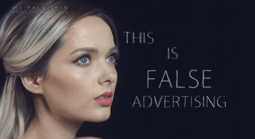 'You Look Disgusting' Creator on Childhood Bullies, Makeup Hypocrisy & Her Viral Film