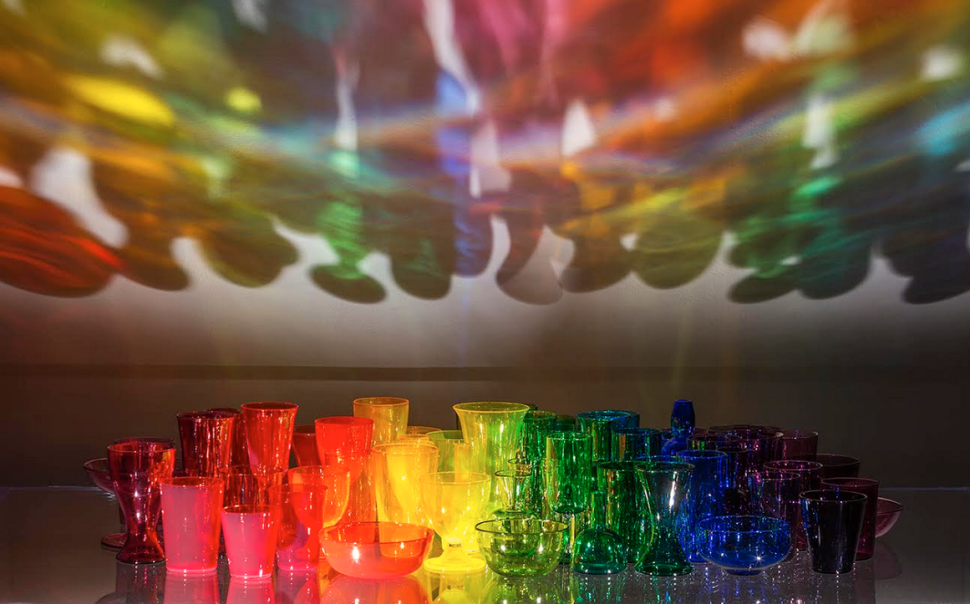 What Does Blowing Glass Smell Like? Diffusion Stations As Art in New Exhibition