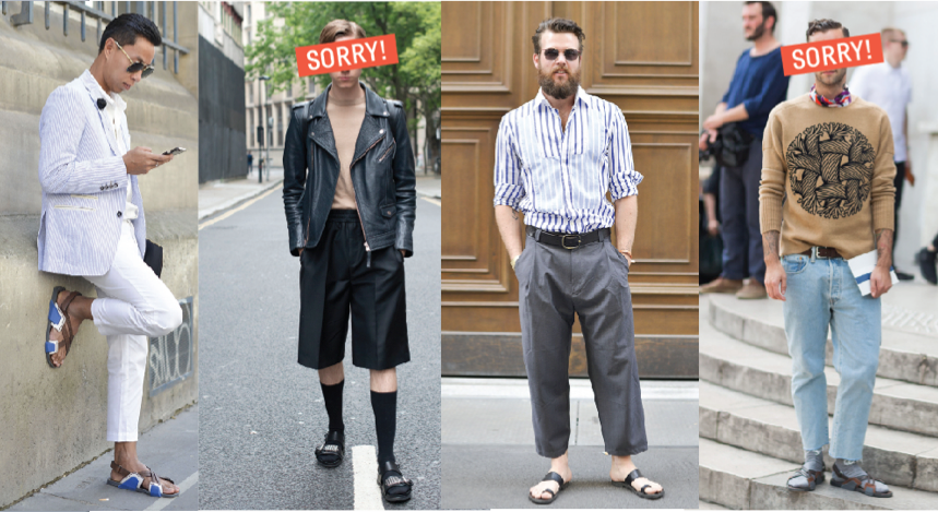 The Do's And Don'ts of Wearing Mandals
