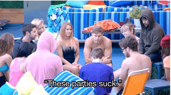'Big Brother' Week Four Recap: Gronk-Ow-Ski