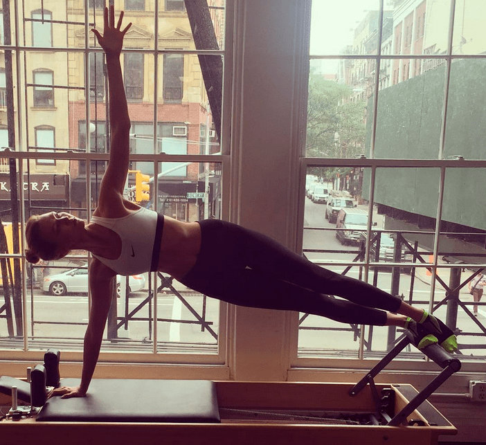 Your Weekly Workout Plan: Yoga with Zac Efron, Pilates with Karlie Kloss