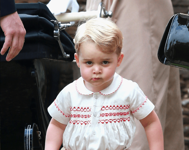 A Guide to Planning Prince George's Royal Birthday Party
