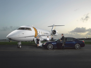 Thanks to A-list investors and new partnerships, JetSmarter is flying high.