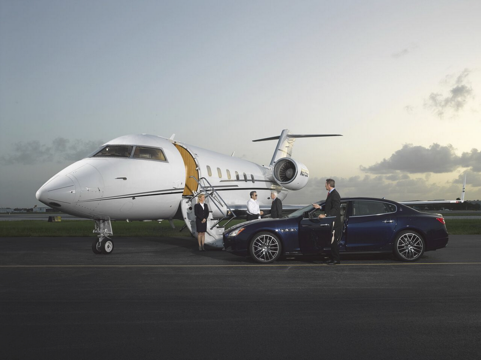 This Private Jet App Will Save You From the Airport Security Line