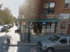 The Green point, Brooklyn area where Friday's violent attack occurred. (Photo: Courtesy of Google Maps)
