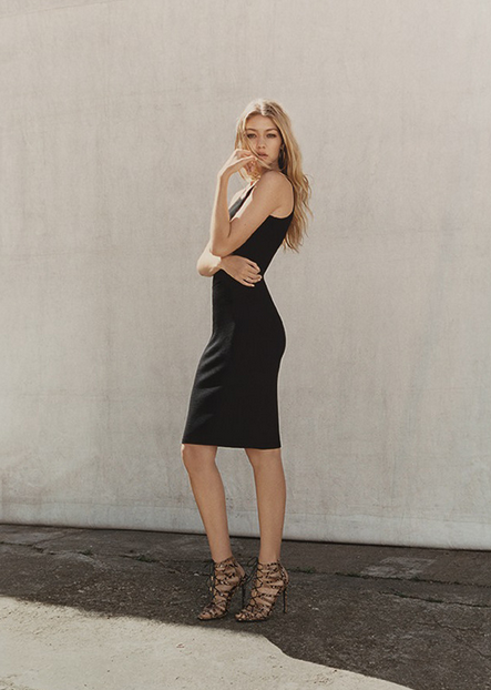 Before Becoming the Face of Topshop, Here Are Gigi Hadid's Best Gigs