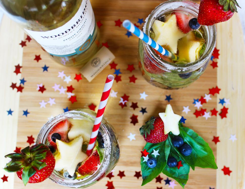 Festive Cocktail Recipes for 4th of July