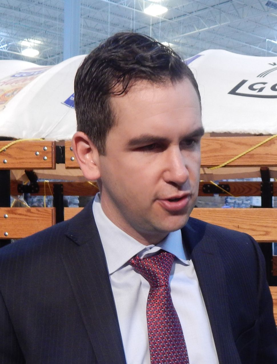 Fulop Suggests that if Christie 'were in NJ more he wouldn't be so confused'