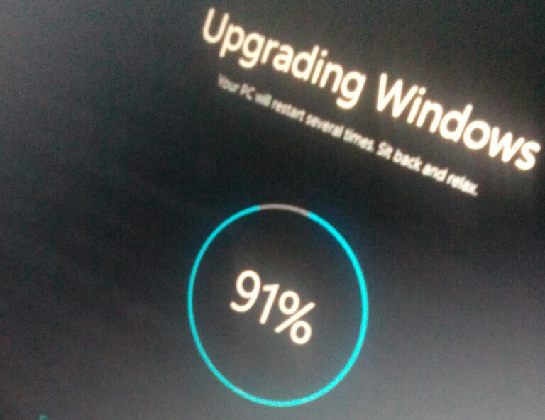 The Internet Installed Windows 10 and… Something Happened