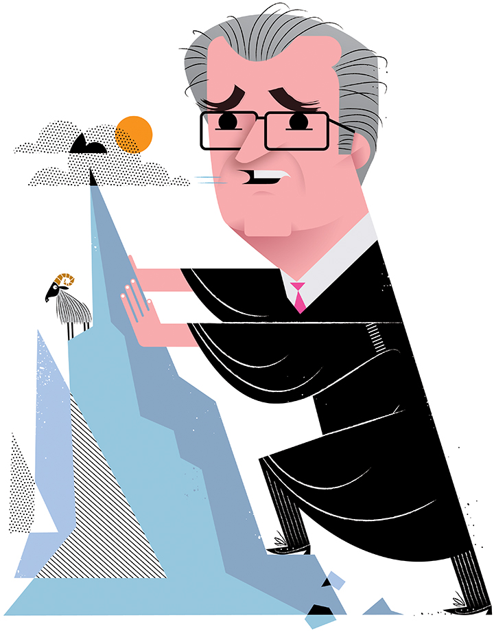 Moving Mountains with Chief Judge Jonathan Lippman