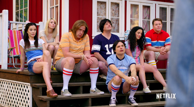 Netflix Releases 'Wet Hot American Summer: First Day of Camp' Trailer