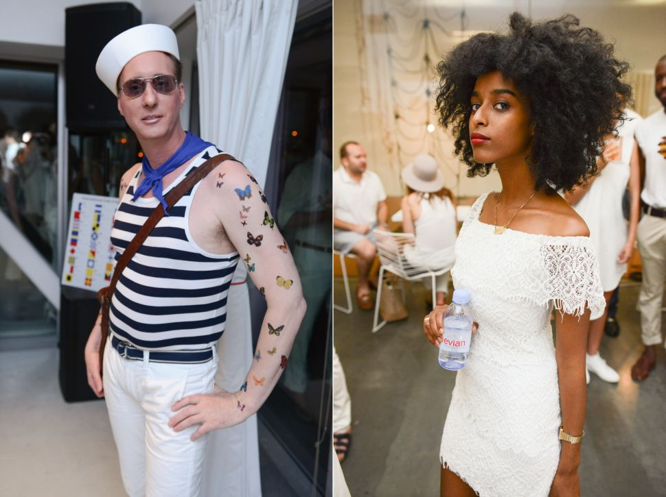 New Museum's Fourth Annual White Party Sports Yacht Rock Theme