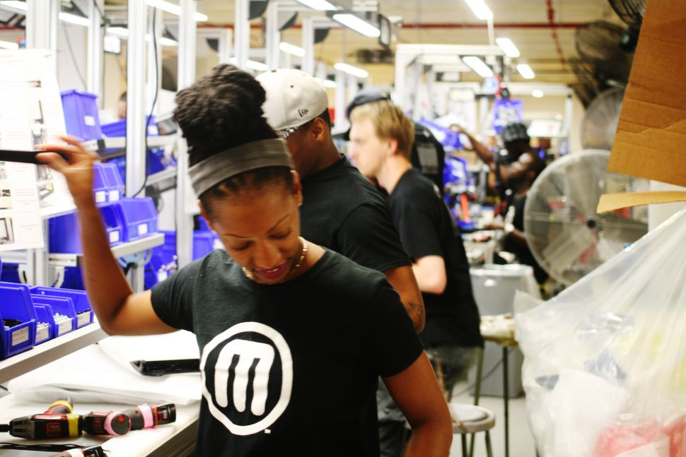 Workers Can Reimagine Their Own Jobs at Makerbot's New Brooklyn Factory