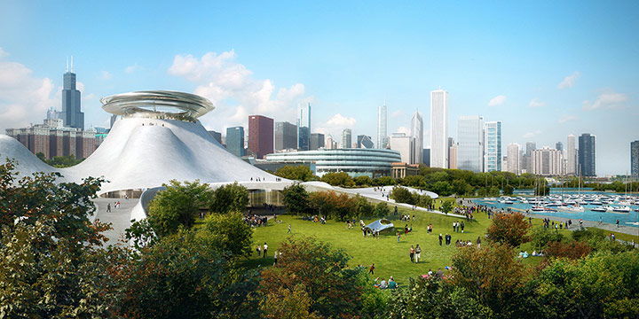 Lucas Museum's 'Jabba the Hutt' Design to Be Scrapped, Says Mayor Emanuel