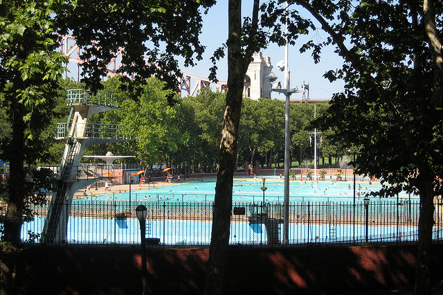 So Much for Making a Splash: Whatever Happened to the High Dive?