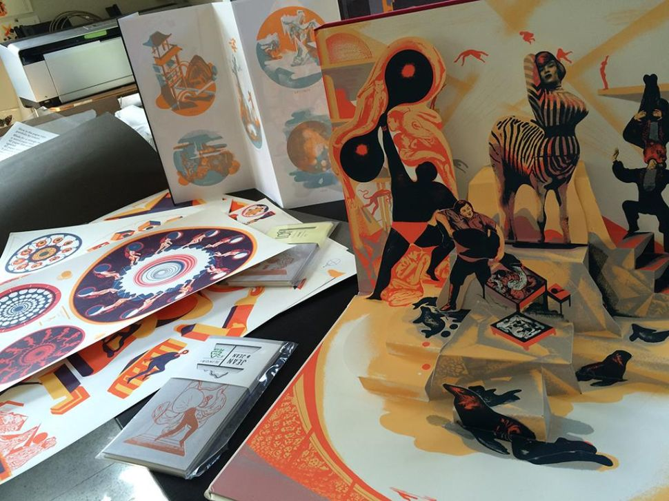 Back to Our Nerdy Roots: At Twin Cities Comic Fair, Independent Artists Abound