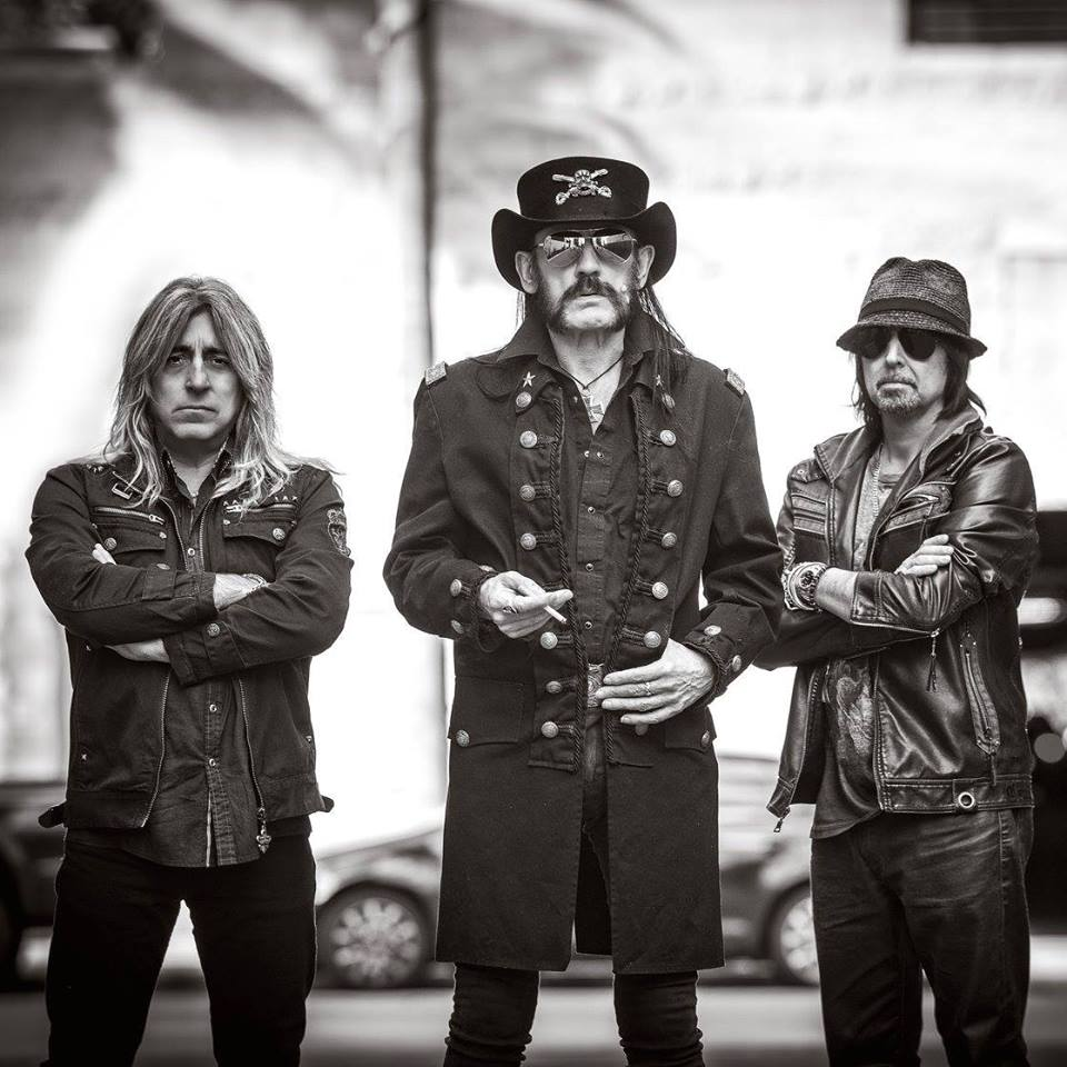 The World's Gone to Hell—At Least Lemmy's Still Lemmy