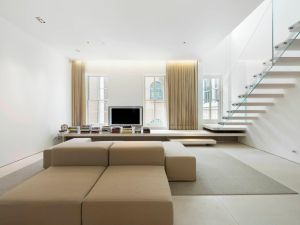 Kobi Halperin has sold his very stylish Noho penthouse.