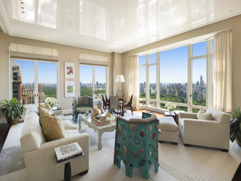 Firesale! (Well, Not Quite): Yet Another 15 CPW Apartment Goes Up for Grabs