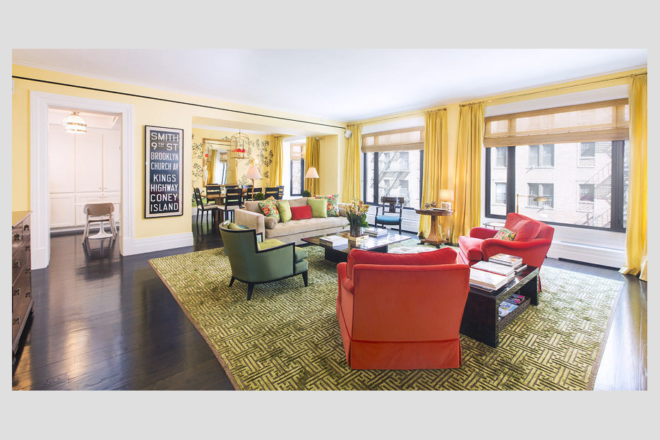 Former Ticketmaster Prez Cashes Out of Carnegie Hill Condo for $6.47M