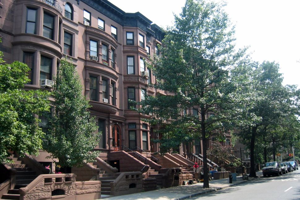 On the Market: NY's Love Affair with Fire Escapes; the Story of Brooklyn's Fourth Ave