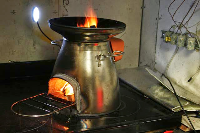 How Electricity-Generating Cook Stoves Increase Profit and Decrease Suffering