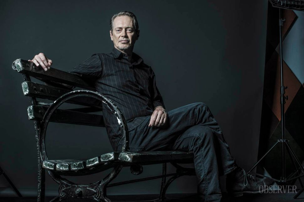 Mr. Think: Steve Buscemi on Self-Acceptance, Sibling Rivalry and His Heady Talk Show