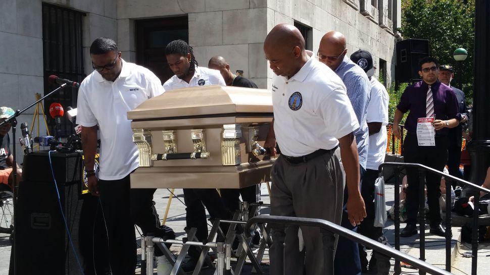 Brooklyn Beep Demands $10 Million in 'Emergency' Funding to Fight Gun Violence