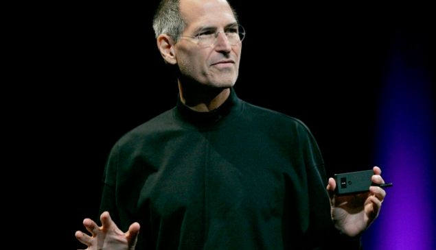 Four years after his death, a new movie is reopening debate about Steve Jobs.